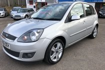 Ford Fiesta Zetec Climate 1.4 080