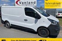 Vauxhall Vivaro 2700 L1H1 CDTI P/V