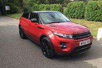 Land Rover Range Rover Evoque SD4 DYNAMIC FULL SERVICE HISTORY SAT NAV BLUETOOTH AIR CON DAB RADIO