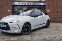 Citroen DS3 E-HDI DSTYLE PLUS WE ARE OPEN FOR APPOINTMENTS & CLICK AND COLLECT PLEASE RING 01325 481160