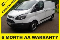 Ford Transit 290 LR P/V 6 MONTH AA WARRANTY - 12 MONTH MOT - FULL SERVICE - 12 MONTH AA BREAKDOWN COVER