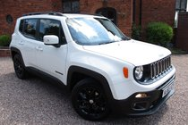 Jeep Renegade LONGITUDE / Sat Nav / Blue Tooth / One Previous Keeper