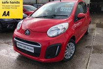 Citroen C1 VTR ONLY 65,000 SERVICE HISTORY NEW MOT PX WELCOME IDEAL FIRST CAR