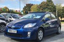 Toyota Prius 1.8 VVT-I T-SPIRIT HYBRID AUTO ** ELECTRIC SUNROOF + FREE ROAD TAX **