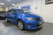 Toyota Auris VVT-I EXCEL