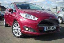Ford Fiesta Zetec 1.0, 1 Private Lady Owner