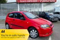 Chevrolet Kalos S -VERY LOW MILEAGE OF 59026, 2 FORMER OWNERS, SERVICE HISTORY, FRONT ELECTRIC WINDOWS, GREY+BLUE CLOTH TRIM, SPARE KEY