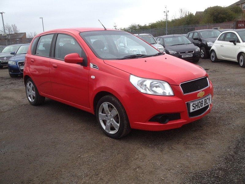 Chevrolet Aveo 12 Ls Orange Motors Ltd