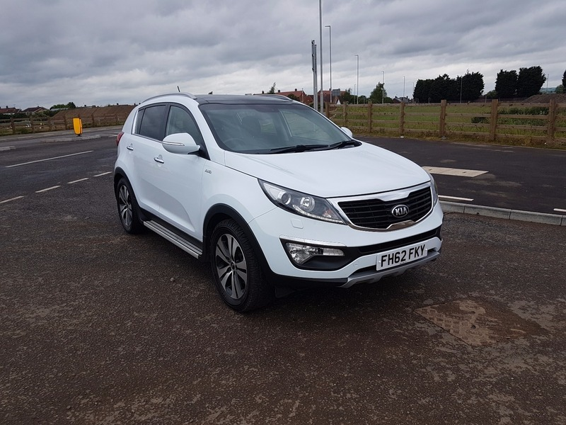 kia sportage 2 0 crdi kx 3 sat nav awd full mot full. Black Bedroom Furniture Sets. Home Design Ideas