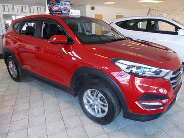 Hyundai Tucson S 1.6 GDi 132PS Manual 2WD with ISG