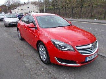 Vauxhall Insignia 2.0CDTI ECOFLEX S/S TECH LINE BUY NO DEP & £45 A WEEK