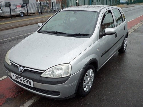 Vauxhall Corsa 1.2I 16V COMFORT