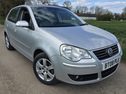 Volkswagen Polo 1.2 MATCH SOLD SORRY TOO LATE !!