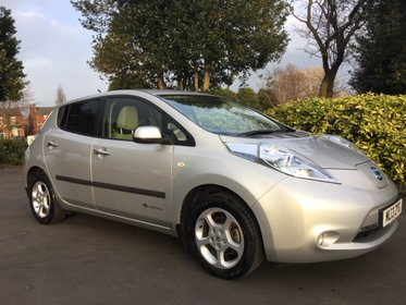 Nissan Leaf 109PS