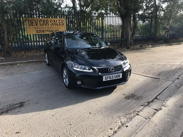 Lexus CT 1.8 CT200H ADVANCE AUTO