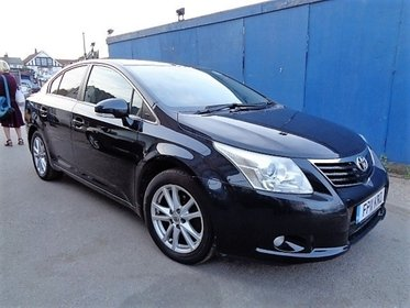Toyota Avensis 1.8 V-Matic TR M-Drive S 4dr