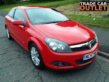 Vauxhall Astra 1.6I 16V VVT SXI+NEW MOT+