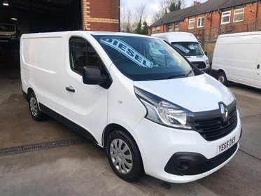 Renault Trafic SL27 BUSINESS PLUS 1.6 DCI 115