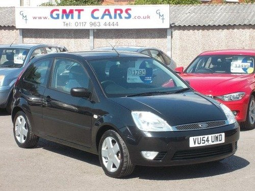 Ford Fiesta 1.4 Flame Limited Edition 3dr Excellent Value