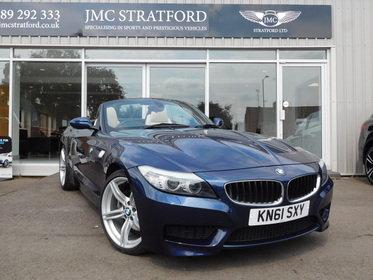 BMW Z4 3.0 30i sDrive M Sport Auto - Quick And Easy Finance 6.9% APR Representative