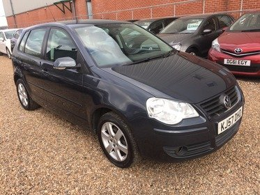 Volkswagen Polo 1.2 MATCH 60PS**1 FORMER KEEPER*2 KEYS*MOT DUE 30/07/2017*FREE 6 MONTHS WARRANTY*FREE 12 MONTHS AA BREAKDOWN COVER*FINANCE AVAIL