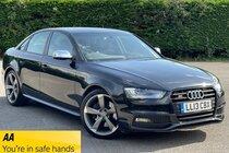Audi S4 S4 QUATTRO BLACK EDITION