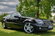 Mercedes CL CLC220 CDI SPORT