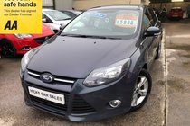 Ford Focus ZETEC 5 DOOR VERY CLEAN EXAMPLE WITH ONLY 63,000 FSH PX WELCOME