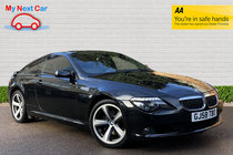 BMW 6 SERIES 630i SPORT CLEAN LOW MILES CAR