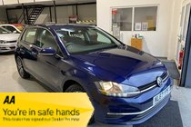 Volkswagen Golf SE NAVIGATION TSI BLUEMOTION TECHNOLOGY DSG