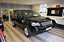 Land Rover Freelander SD4 XS