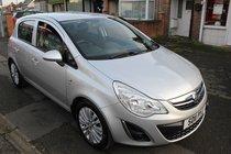 Vauxhall Corsa 1.2I VVT EXCITE