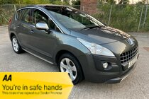 Peugeot 3008 HDI EXCLUSIVE 1.6