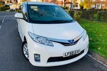 Toyota Estima 2.4 VVTI-HYBRID-G EDITION-FRESH IMPORT-ABSOLUTE STUNNER-FIRST TO SEE WILL SURELY BUY