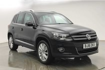 Volkswagen Tiguan MATCH EDITION TDI BMT 4MOTION
