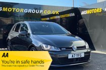 Volkswagen Golf 2.0 TDI BlueMotion Tech GTD G 5dr