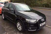Audi Q3 TDI SE BUY NO DEP & £43 A WEEK T&C APPLY