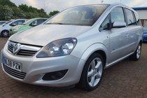 Vauxhall Zafira Life 1.8i 16v VIP