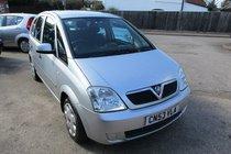 Vauxhall Meriva ENJOY 16V