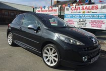 Peugeot 207 1.6 GTI THP 175 3DR **LOW WARRANTED 77,093 MILES **2 OWNERS FROM NEW **ALCANTARA BUCKET SEATS **MOT 05/12/2018 **HPI CLEAR