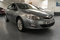Vauxhall Astra EXCLUSIV ONLY 17950 MILES!!
