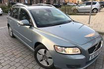Volvo V50 D DRIVE SE LUX