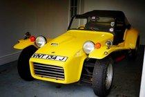 Lotus Seven Super 7