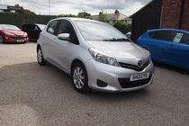 Toyota Yaris VVT-I TR FULL SERVICE HISTORY ! LOW MILES ! 99% FINANCE APPROVAL !