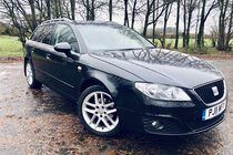 SEAT Exeo TDI CR SE TECH