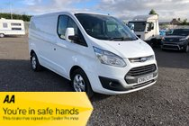 Ford Transit Custom 290 LIMITED LR P/V