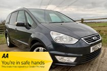 Ford Galaxy ZETEC TDCI