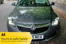 Vauxhall Insignia ELITE NAV CDTI ECOFLEX S/S