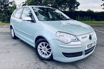 Volkswagen Polo BLUEMOTION 2 TDI (80BHP)