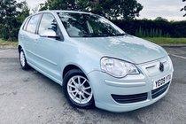 Volkswagen Polo BLUEMOTION 2 TDI (80BHP)